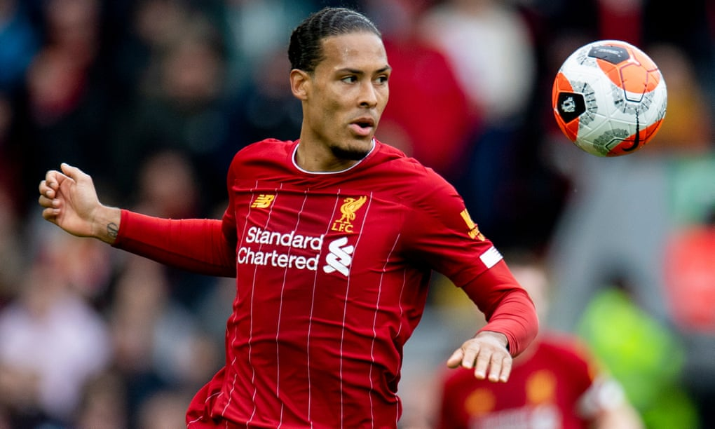 Virgil van Dijk: 'Some suggest I make it look easy, but every game is tough'