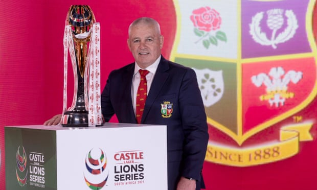 Lions' South Africa tour restricted to Gauteng and Cape Town with no fans