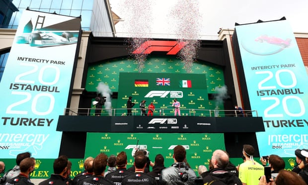 Turkish Grand Prix replaced by Austrian double-header after going on red list